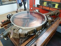 Cyclotron from the College de France (1937)