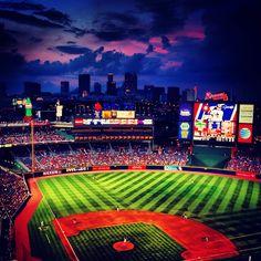Baseball is beautiful.