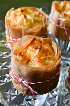 S vášní pro jídlo: Francouzské jablkové koláčky