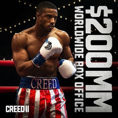 knocks out 200 Million global box office! Catch it on Digital and Blu-ray™ Apollo Creed, Box Office, Knock Knock, Digital, Instagram