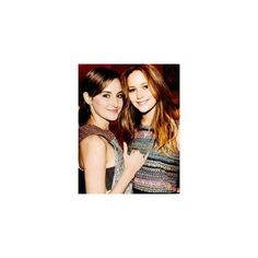 YA Books ❤ liked on Polyvore featuring -pictures, shailene woodley and jennifer lawrence