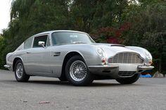 1968 Aston Martin DB6.