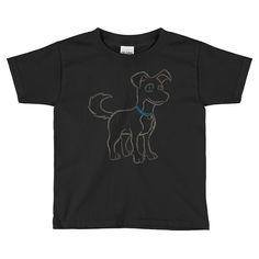 Toddler's Dog Type Figure T-Shirt