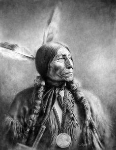 Chief Wolf Robe - Southern Cheyenne.   .In honor of the indigenous people of North America who have influenced our indigenous medicine and spirituality by virtue of their being a member of a tribe from the Western Region through the Plains including the beginning of time until tomorrow.