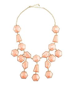 Statement necklace  H