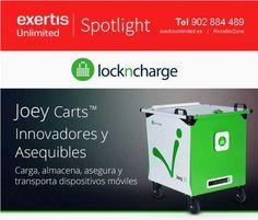 Joey Carts innovadores y accesibles