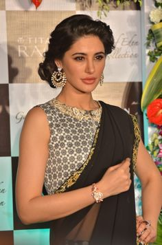 Nargis Fakhri Launch Titan Raga