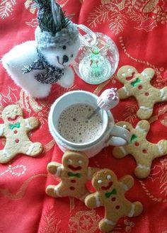 Gingerbread ou Ti'Biscuit