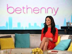 Bethenny: Her new talk show is amazing! She talks about the funniest & most real things! Too good.