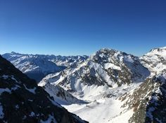 It can't get any better than Tyrol when you're a winter sports fan, visiting Austria during the cold season. The third largest Austrian region is popular. Visit Austria, Innsbruck, Winter Sports, Alps, Mount Everest, Backpack, Mountains, Travel, Viajes