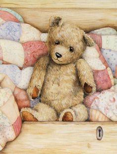 Мишки тедди на картинах художников - Ярмарка Мастеров - ручная работа, handmade