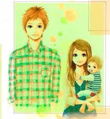 la familia de Naho y Suwa