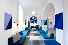 Københavns Universitet - Kinnarps  Cool look! #KU #KBHUNI #UCPH