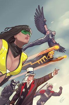 19 Freedom Fighters Ideas Freedom Fighters Fighter Dc Comics