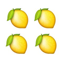 People Are Using the Lemon Emoji More Than Ever, Thanks to Beyoncé's... ❤ liked on Polyvore featuring filler
