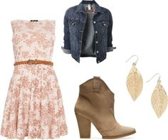 """Creamy"" by daddys-rose on Polyvore"