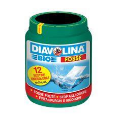 Imagini pentru diavolina shop fosse bio Facco Spa Milano on line