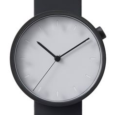 The Draftsman Stencil 02 (grey/black) by Nendo is modelled on traditional tools used in the architecture industry. #watches #design