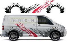 Mud splatter grunge style graphics for VW Transporter & T4 Transporter, Volkswagen Transporter, Vw T5, Cannabis Wallpaper, Color Show, Colour, Grunge Style, Car Stickers, Camper Van
