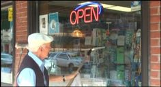 84 Year Old Window Washer Cleans Up Niemisto washes windows for 80 businesses located in the downtown area.