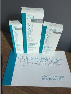 #Probiotix #Skincare