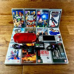 If it's Not there you wont get it. Playstation Portable, Psp, Mystic, Sony, Charger, Console, Lego, Memories, Games