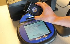 Five innovations set to shape future credit cards.NFC enabled phones