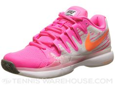 Tennis Shoes Outfit, Tennis Clothes, Nike Shoes, Adidas Sneakers, Tennis Warehouse, Purple Roses, Court Shoes, Nike Zoom, Pink Grey