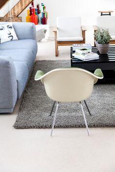 Più 659 - classy.cosy.comfortable. Eames, Cosy, Chair, Interior, Furniture, Home Decor, Decoration Home, Indoor, Room Decor