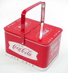 コークバスケット缶/ケンズアメリカ