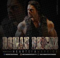 Roman Reigns!!