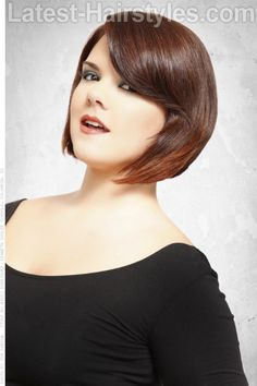 Combine short hair with ombre locks & you have a truly sensational look! We show you how to really rock short ombre hair & turn heads everywhere you go. Images Of Bob Hairstyles, Hairstyles For Round Faces, Hair Images, Short Hairstyles For Women, Hairstyles With Bangs, Hairstyle Ideas, Short Hair Styles For Round Faces, Front Hair Styles, Short Hair Cuts
