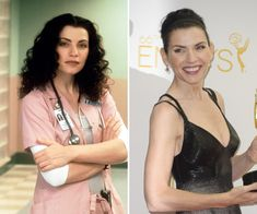 'ER' turns 20: Here's a look at our favorite docs, then and now