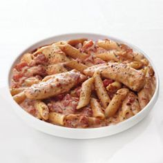 Creamy Parmesan and Sun-Dried Tomato Chicken Penne Recipe - Allrecipes.com