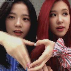 Yoonmin, Blackpink Photos, Blackpink Jisoo, Korean Celebrities, Bff, South Korean Girls, Girl Group, Memes, Picture Cloud