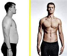 How this guy dropped 15kg and 13% body fat