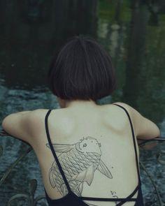 Fish 2 - @klara_blanc