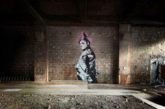 Street Artists: DOT DOT DOT