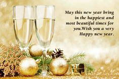 New Year Wishes, Happy New Year, Happy New Years Eve