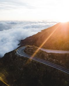 Woah  Above the Clouds: Marvin Kuhr's Incredible Adventure to Madeira - FilterGrade