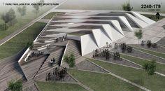 Edmonton Park Pavillions Architectural Design Competition