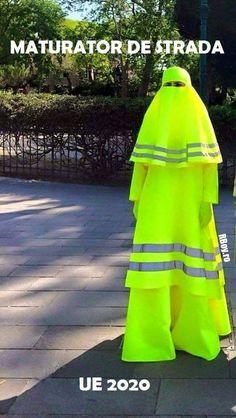 Maturator de strada - UE 2020