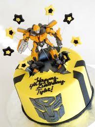 transformer cakes - Google Search Transformers Birthday Parties, 6th Birthday Parties, Boy Birthday, 20th Birthday, Birthday Ideas, Transformer Party, Bumble Bee Transformer Cake, Super Mario Torte, Transformers Bumblebee