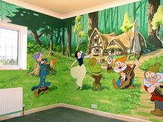 Incredible, Handpainted 360 Degree Murals - Neil Wilkinson - My Modern Met