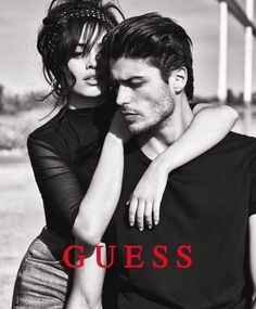 Camila Cabello Stars in Guess Jeans' Hot New Campaign!: Photo Camila Cabello is looking so hot in these new campaign images for Guess Jeans' Fall 2017 campaign! Couple Photoshoot Poses, Couple Photography Poses, Couple Posing, Couple Portraits, Couple Shoot, Creative Couples Photography, Fashion Editorial Couple, Fashion Couple, Shotting Photo