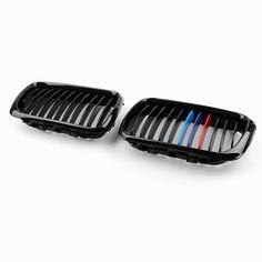 Mad Hornets - Matt Front Kidney Grill Mesh Grille BMW E36 (1997-1999) 3 Series, Gloss Black, $51.99 (http://www.madhornets.com/matt-front-kidney-grill-mesh-grille-bmw-e36-1997-1999-3-series-gloss-black/)