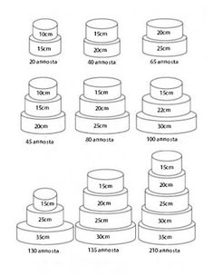Totally Ingenious Tips And Tricks To Make Your Wedding Planning Easier The wedding cake vs. number of servings guide.The wedding cake vs. number of servings guide. Dream Wedding, Wedding Day, Cake Wedding, Making A Wedding Cake, Wedding Cake Recipes, Wedding Pastel, Wedding Recipe, Round Wedding Cakes, Fondant Wedding Cakes