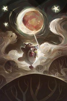 El gran Hayao Miyazaki acaba de cumplir 75 años y para celebrar, hemos recopilado esta gran colección de 40 lustraciones y fan arts, creadas por artistas de todo el mundo.