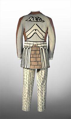 Giorgio de Chirico, Costume for a Male Guest