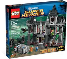 Lego 10937 #batman: #arkham asylum breakout #brand new,  View more on the LINK: http://www.zeppy.io/product/gb/2/122199264382/